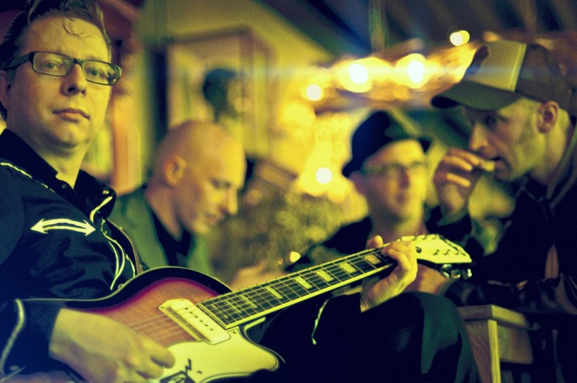 The Mighty Ya-Ya | Het toonaangevende Blues & Roots - festival van Nederland - Moulin Blues Ospel