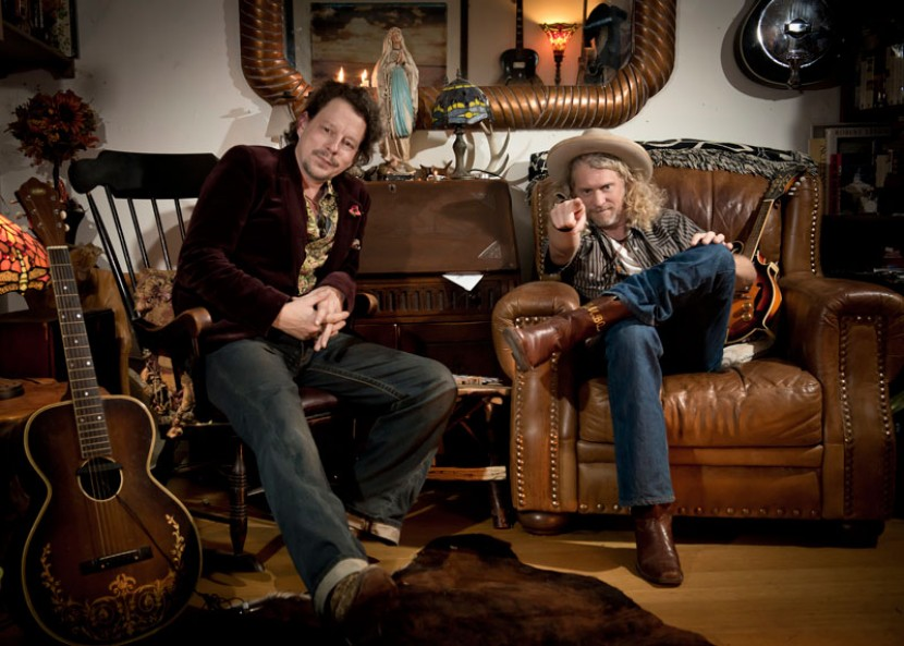 Ian Siegal & Jimbo Mathus   Het toonaangevende Blues & Roots - festival van Nederland - Moulin Blues Ospel