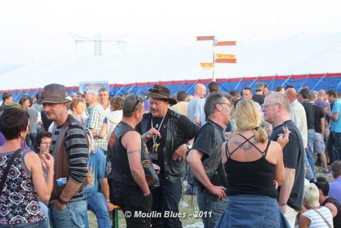 Moulin Blues 2011 | Het toonaangevende Blues & Roots - festival van Nederland - Moulin Blues Ospel