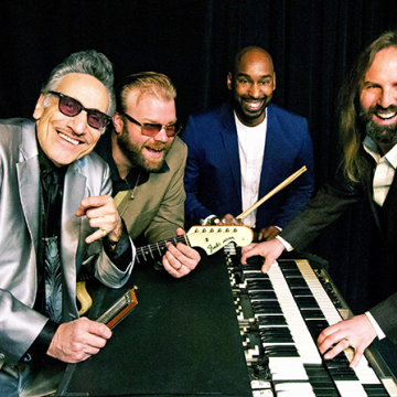 Rick Estrin & The Nightcats | Het toonaangevende Blues & Roots - festival van Nederland - Moulin Blues Ospel