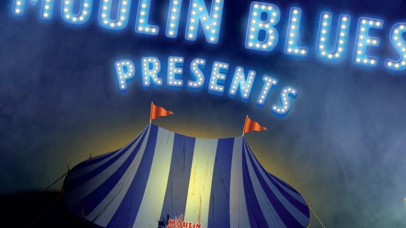En daar is de poster voor MB2016!   Het toonaangevende Blues & Roots - festival van Nederland - Moulin Blues Ospel