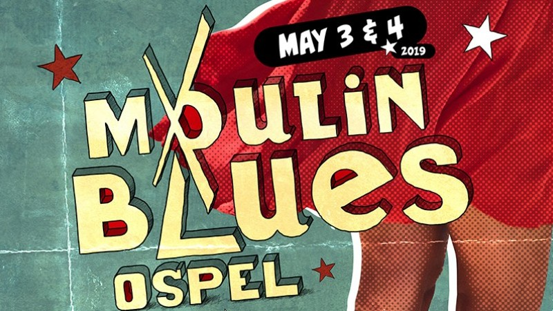 Moulin Blues 2019: de poster! | Het toonaangevende Blues & Roots - festival van Nederland - Moulin Blues Ospel