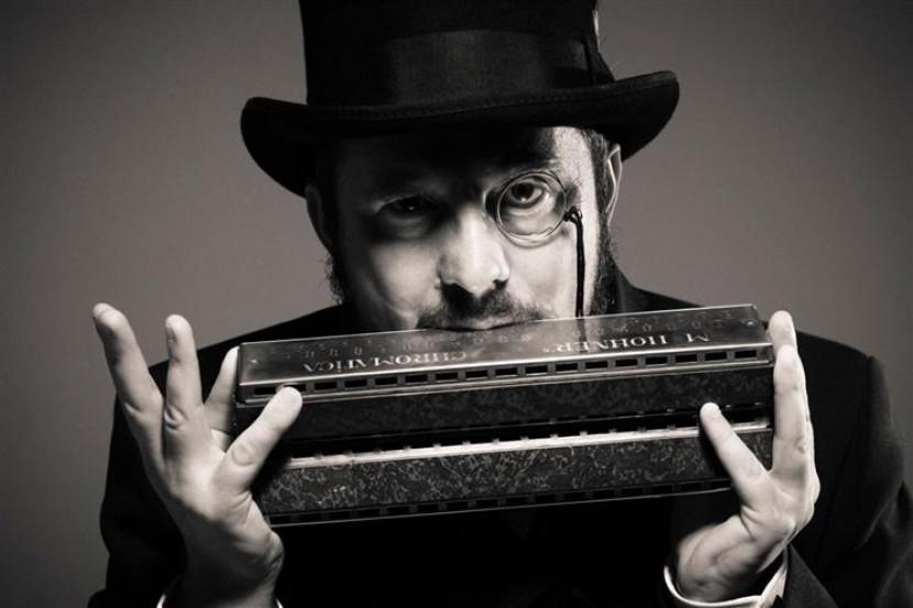 Steven Troch Band   Het toonaangevende Blues & Roots - festival van Nederland - Moulin Blues Ospel