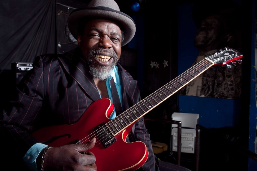 Lurrie Bell & His Chicago Blues Band | Het toonaangevende Blues & Roots - festival van Nederland - Moulin Blues Ospel
