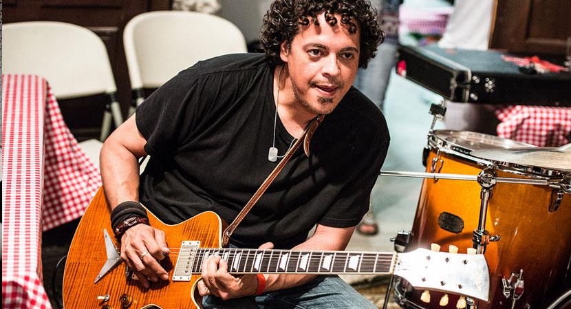 Dave Herrero | Het toonaangevende Blues & Roots - festival van Nederland - Moulin Blues Ospel