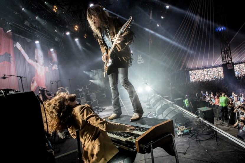 DeWolff | Het toonaangevende Blues & Roots - festival van Nederland - Moulin Blues Ospel