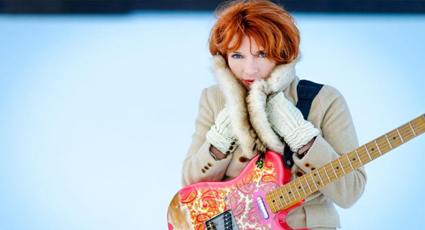 Sue Foley | Het toonaangevende Blues & Roots - festival van Nederland - Moulin Blues Ospel