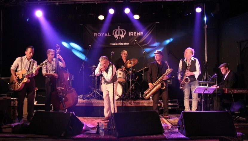 The Electrophonics   Het toonaangevende Blues & Roots - festival van Nederland - Moulin Blues Ospel