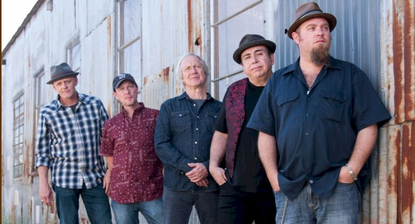 The Weight Band | Het toonaangevende Blues & Roots - festival van Nederland - Moulin Blues Ospel
