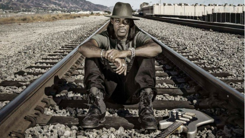 Eric Gales | Het toonaangevende Blues & Roots - festival van Nederland - Moulin Blues Ospel