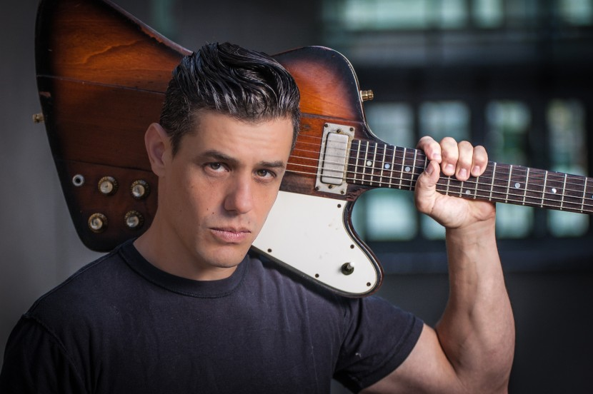 Nick Schnebelen Band | Het toonaangevende Blues & Roots - festival van Nederland - Moulin Blues Ospel