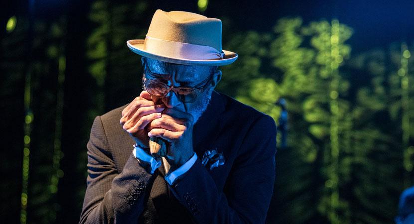 The Reverend Shawn Amos | Het toonaangevende Blues & Roots - festival van Nederland - Moulin Blues Ospel