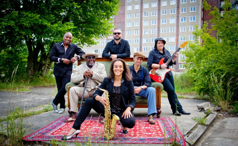 Blues Caravan 2017 | Het toonaangevende Blues & Roots - festival van Nederland - Moulin Blues Ospel
