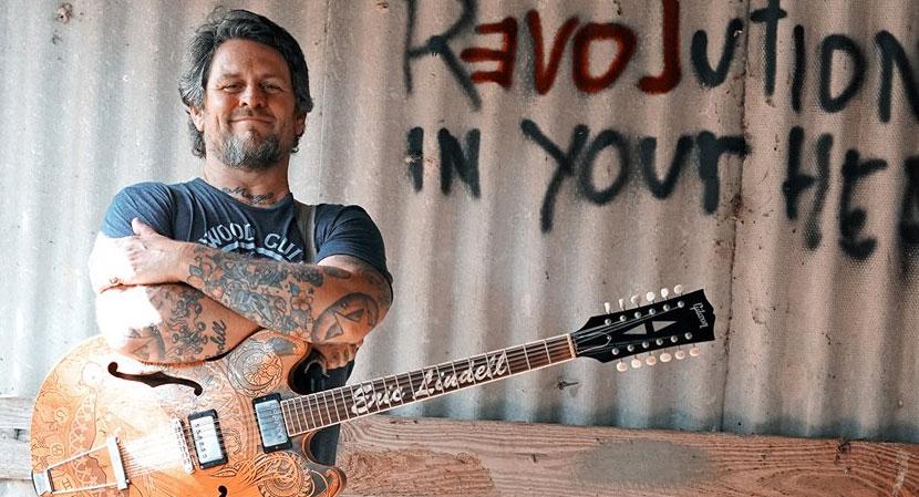 Eric Lindell | Het toonaangevende Blues & Roots - festival van Nederland - Moulin Blues Ospel