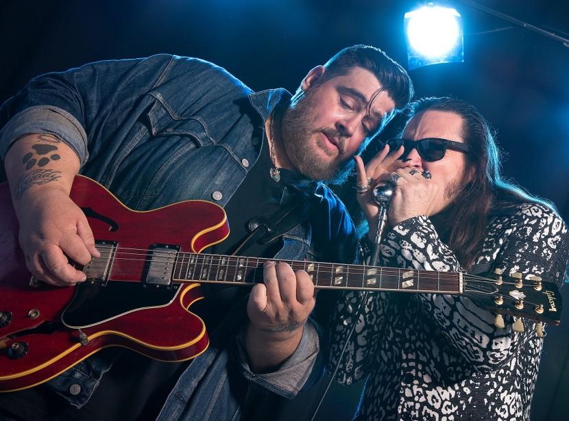 Nick Moss Band ft. Dennis Gruenling | Het toonaangevende Blues & Roots - festival van Nederland - Moulin Blues Ospel