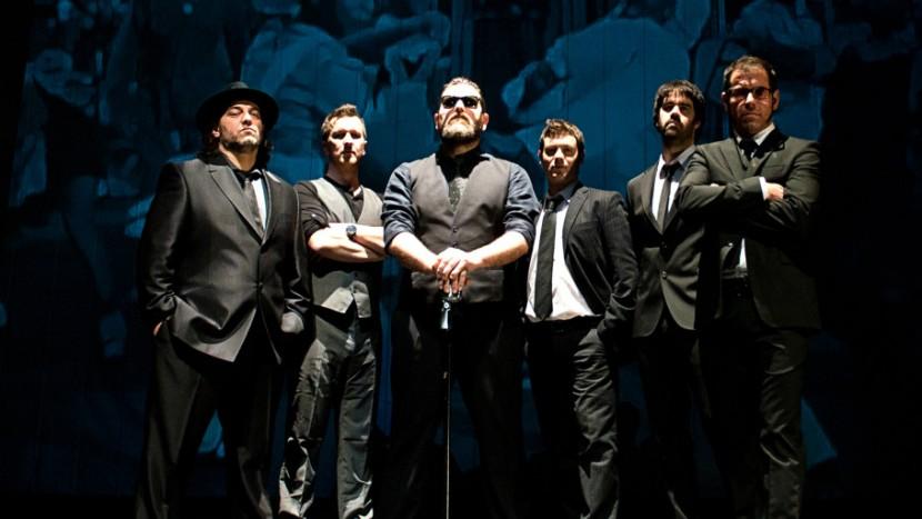 Travellin' Brothers   Het toonaangevende Blues & Roots - festival van Nederland - Moulin Blues Ospel