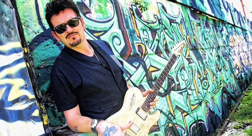 Mike Zito | Het toonaangevende Blues & Roots - festival van Nederland - Moulin Blues Ospel