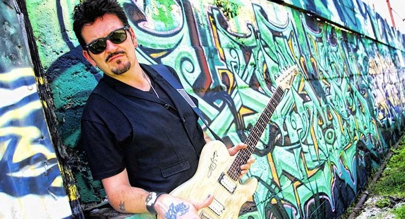 Mike Zito | Het toonaangevende Blues & Roots - festival van Nederland - Moulin Blues Ospel